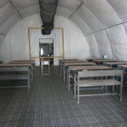 Temporary classroom ANAOA